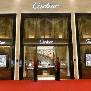 Cartier iguatemi,